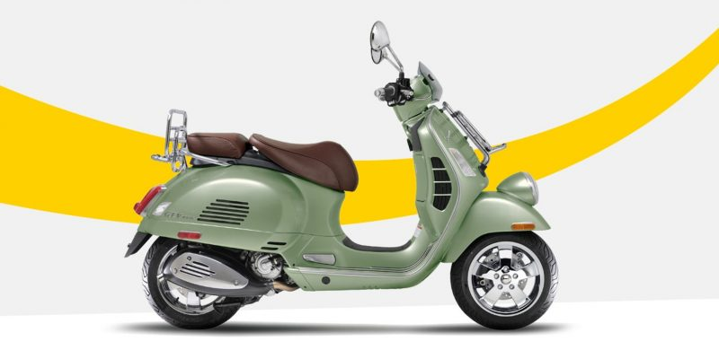 Vespa, an Icon of Style