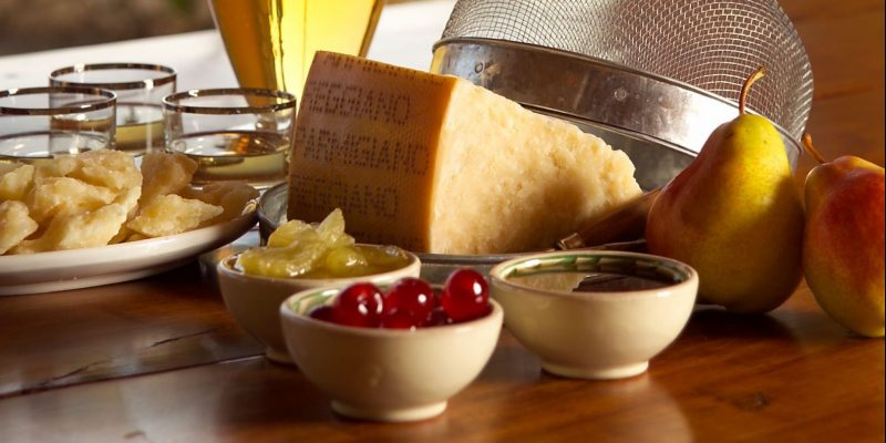 ABC's of Italian Food: Parmigiano Reggiano, the Wheel Deal